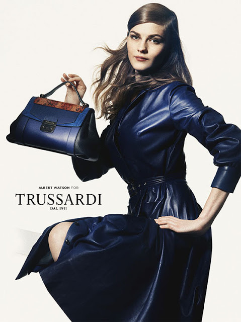 Amber Anderson & Boyd Holbrook By Albert Watson For Trussardi SS 2013 Ad Campaign 1