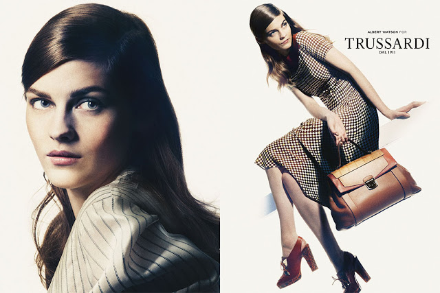 Amber Anderson & Boyd Holbrook By Albert Watson For Trussardi SS 2013 Ad Campaign 5