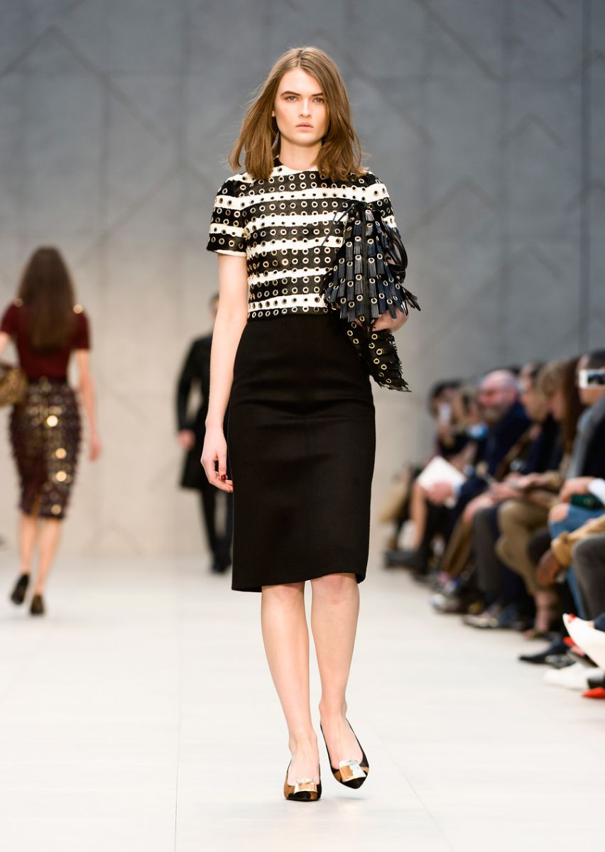 burberry prorsum womenswear autumn winter 2013 collection 31