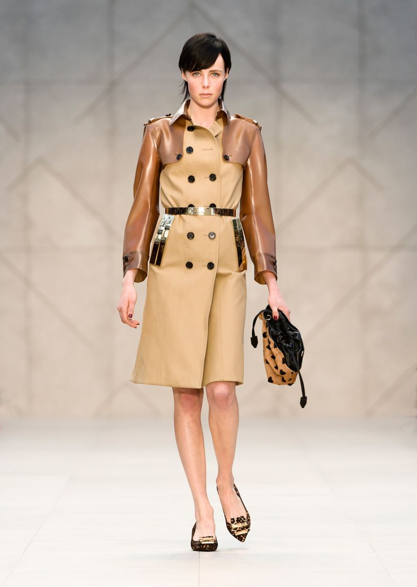 Burberry Prorsum Autumn Winter 2013.14 Womenswear Collection