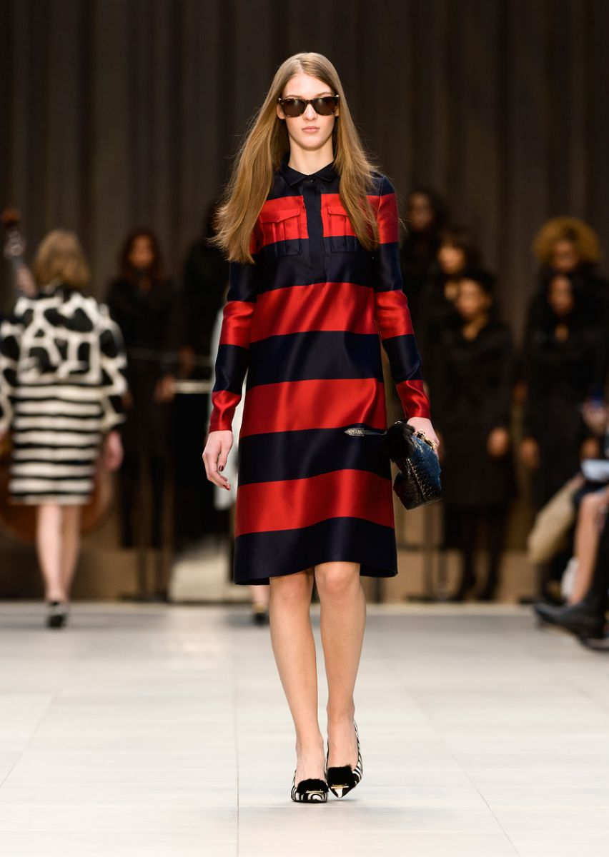 burberry prorsum womenswear autumn winter 2013 collection 37