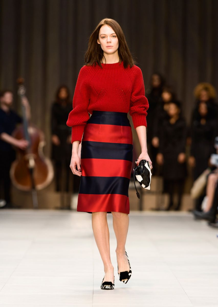 burberry prorsum womenswear autumn winter 2013 collection 35
