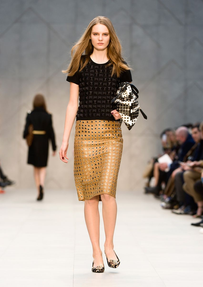 burberry prorsum womenswear autumn winter 2013 collection 30
