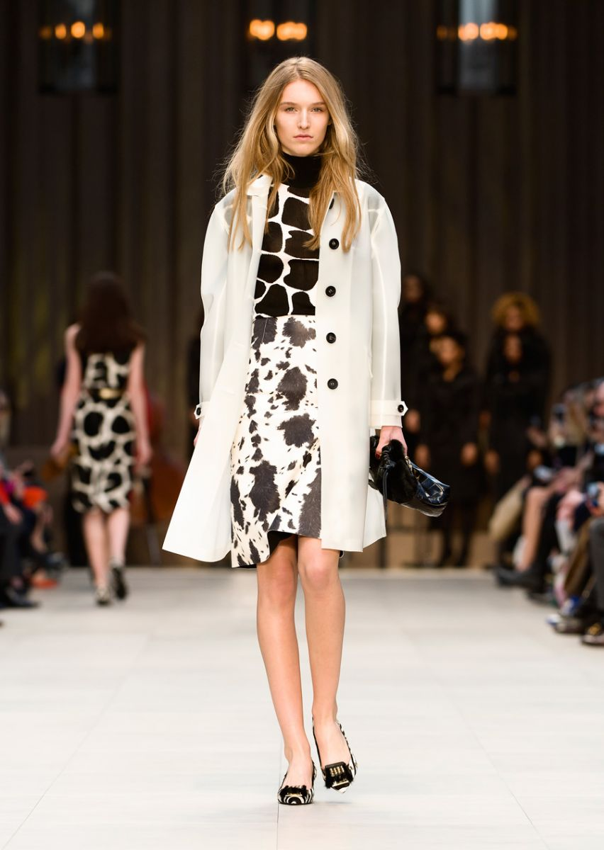 burberry prorsum womenswear autumn winter 2013 collection 38
