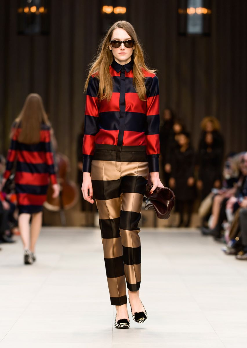burberry prorsum womenswear autumn winter 2013 collection 39